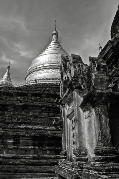 Photograph - Dhammayazika Pagoda by RicardMN Photography