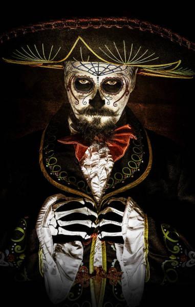 The Undead Photograph - Dia De Muertos by Mark Rodriguez aka Godriguez