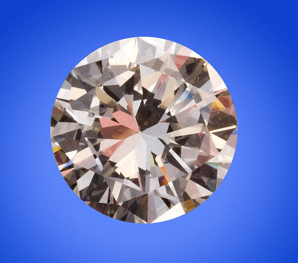 Photograph - Diamond by Charles D. Winters