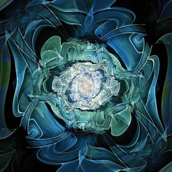 Digital Art - Diamond Nest by Anastasiya Malakhova
