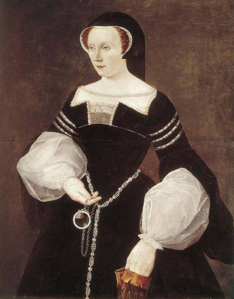 1566 Photograph - Diane Of Poitiers, Duchess by Everett