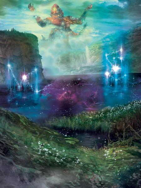 Journey Digital Art - Dictate Of Kruphix Promo by Ryan Barger