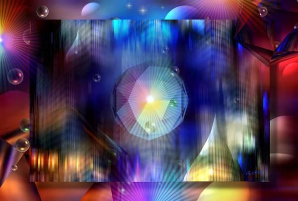 New Trend Digital Art - Die Farben Einer Nacht by Eckhard Roeder
