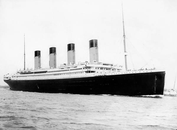 English Culture Photograph - Digitally Restored Vintage Maritime by John Parrot/stocktrek Images