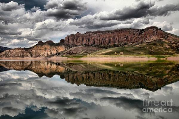Photograph - Dillon Reflections by Adam Jewell