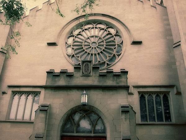 Photograph - Dimnent Memorial Chapel by Michelle Calkins