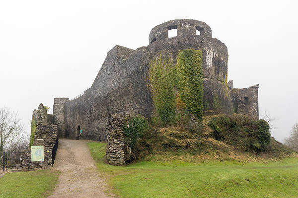 Photograph - Dinefwr Castle In Wales by Paul Cowan