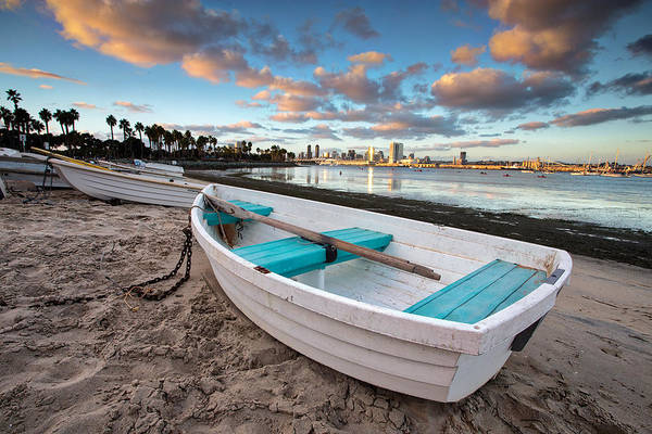 Photograph - Dinghy IIi by Peter Tellone