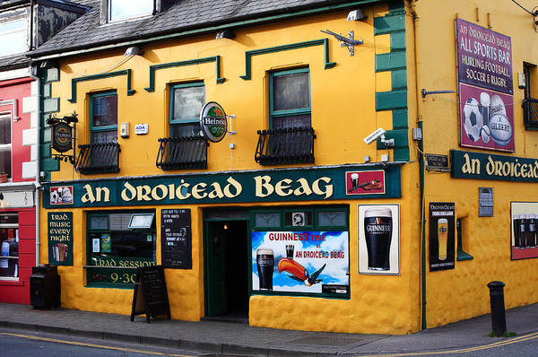 County Cork Wall Art - Photograph - Dingle County Kerry Ireland by Aidan Moran