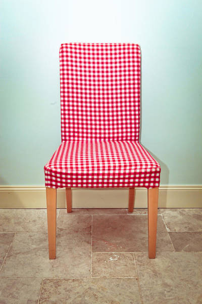 Household Objects Photograph - Dining Chair by Tom Gowanlock