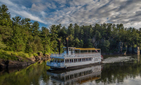 Photograph - Dinner Boat Cruise by Patti Deters