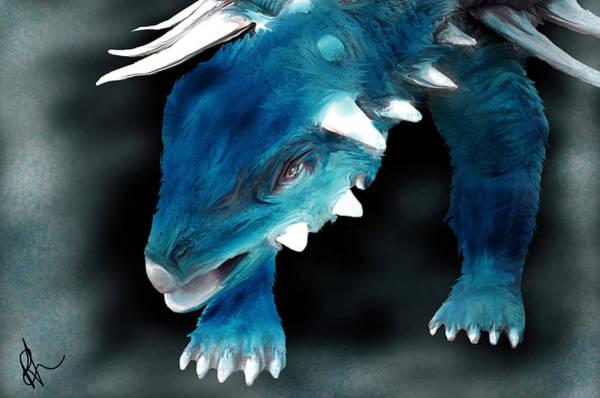 Digital Art - Dino by Pennie McCracken