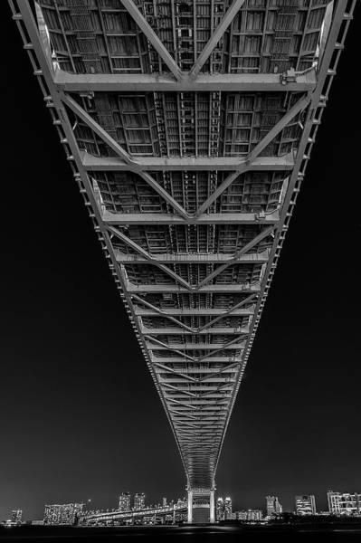 Skyline Wall Art - Photograph - Directly Under by Tomoshi Hara