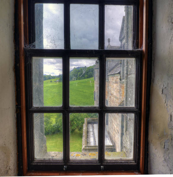 Photograph - Dirty Window by Matt Swinden