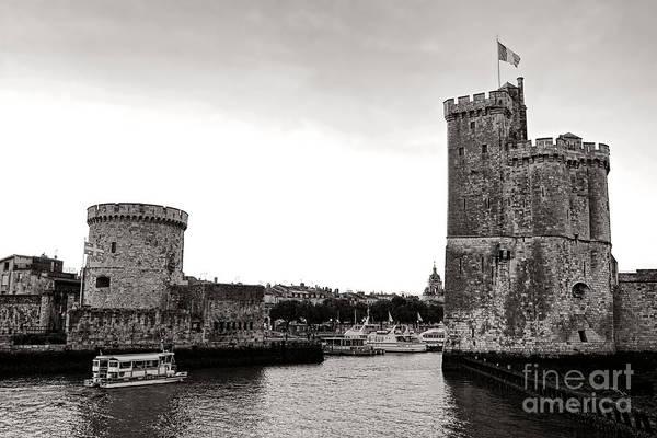 Port City Photograph - Discovering La Rochelle by Olivier Le Queinec