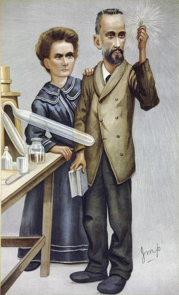 Wall Art - Photograph - Discovery Of Radium By The Curies, 1898 by Science Photo Library