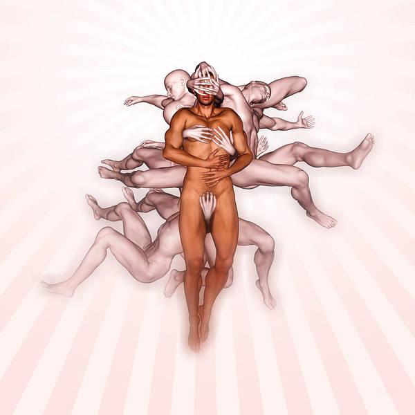 Digital Art - Disguised by Matt Lindley
