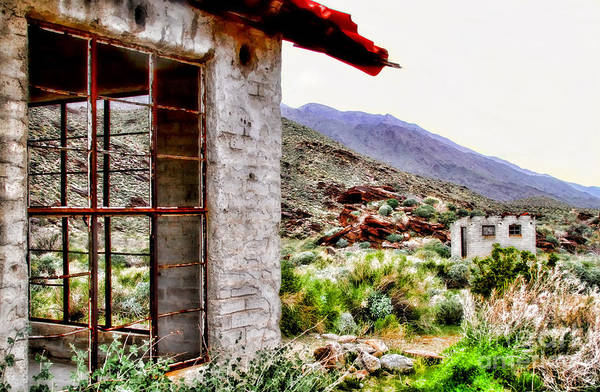 Photograph - Distance 2 At Agua Caliente By Diana Sainz by Diana Raquel Sainz