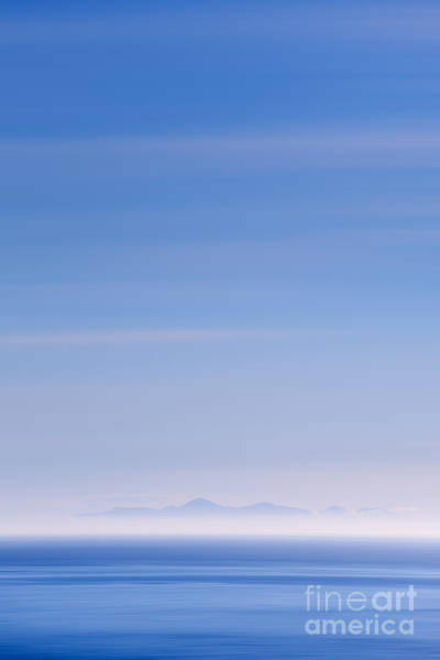 Expanse Photograph - Distant Hills by Rod McLean