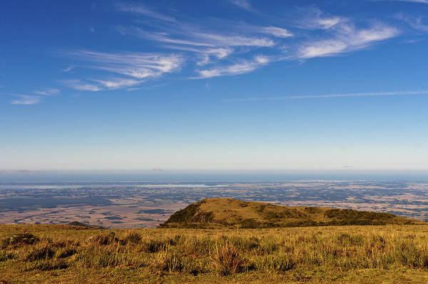 Crevice Photograph - Distant Horizon by Jose Antonio Maciel