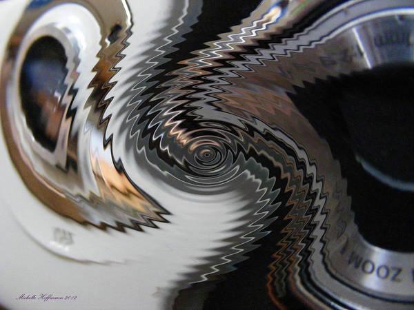 Distorted Art Print