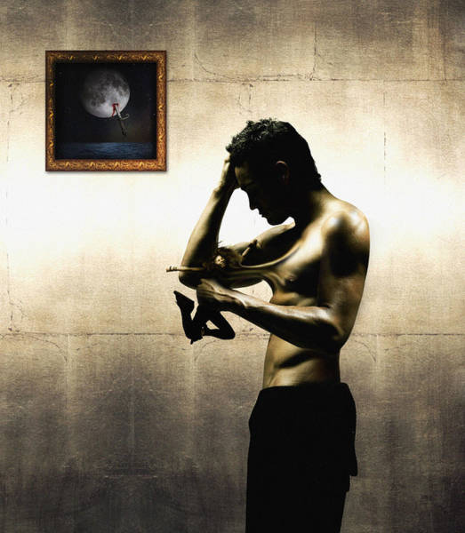 Wall Art - Digital Art - Divide Et Pati - Divide And Suffer by Alessandro Della Pietra