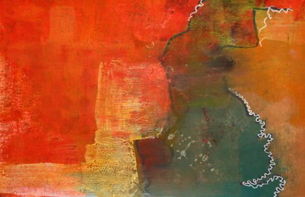 Circular Painting - Divide by Nancy Merkle