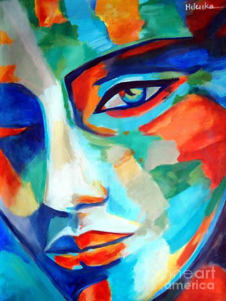 Divine Consciousness Art Print