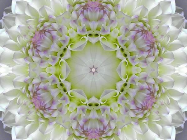 Digital Art - Divine Grace Mandala by Diane Lynn Hix