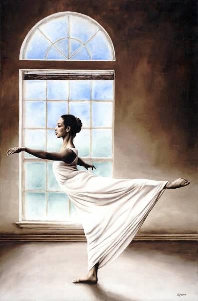 Subtle Painting - Divine Grace by Richard Young