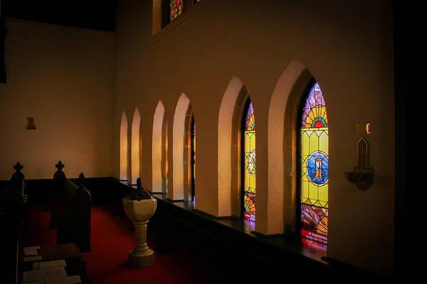 Photograph - Divine Light 1 by Jeff Mize