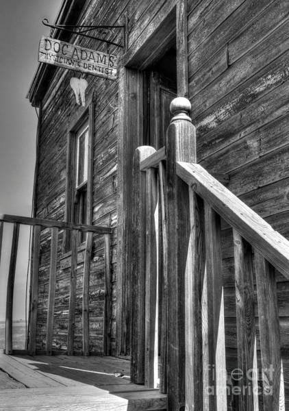 Photograph - Doc Adams by Mel Steinhauer