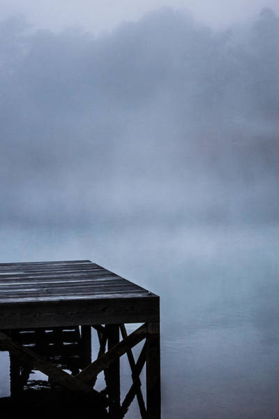 Photograph - Dock In Early Morning by Parker Cunningham