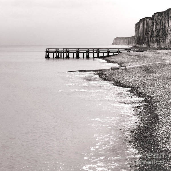 Photograph - Dock by Olivier Le Queinec