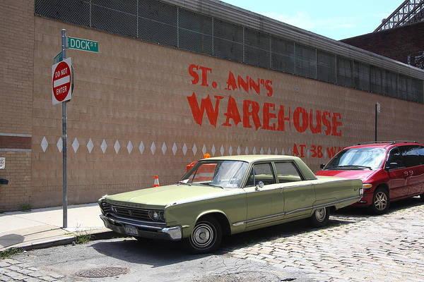 Photograph - Dock Street Brooklyn by Frank Romeo