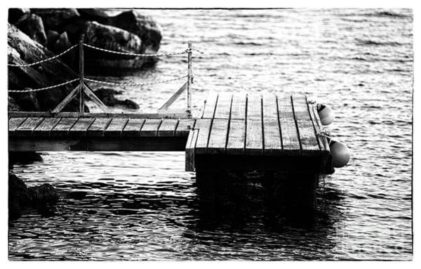 Wall Art - Photograph - Dock View by John Rizzuto