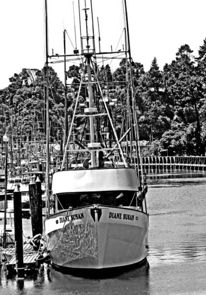 Photograph - Dockside Til Tomorrow by Joseph Coulombe