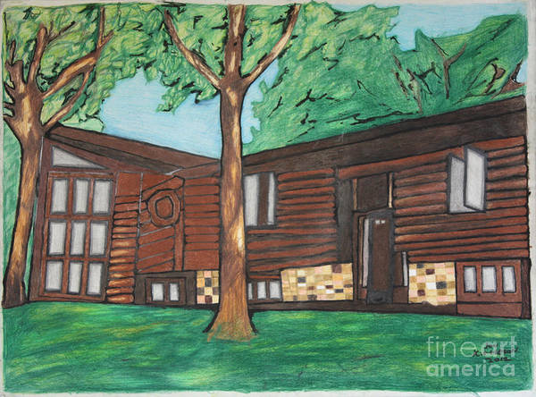 Doctor's House Art Print