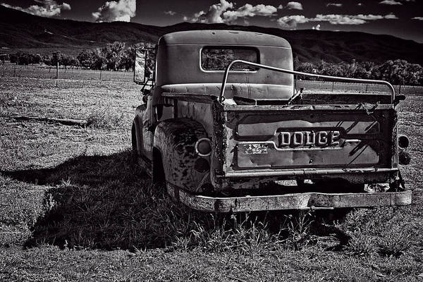 Photograph - Dodge In The Zone by Charles Muhle