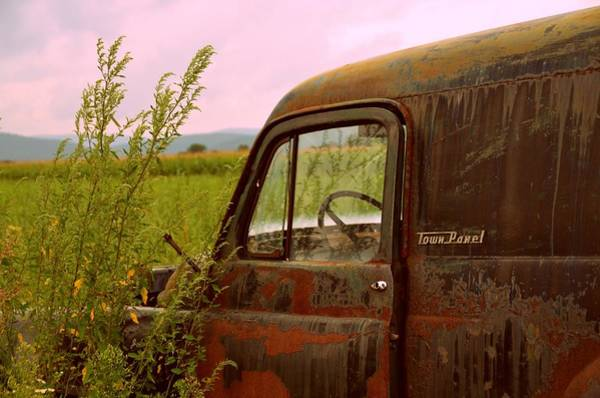 Wall Art - Photograph - Dodge by Jennie Kilcullen
