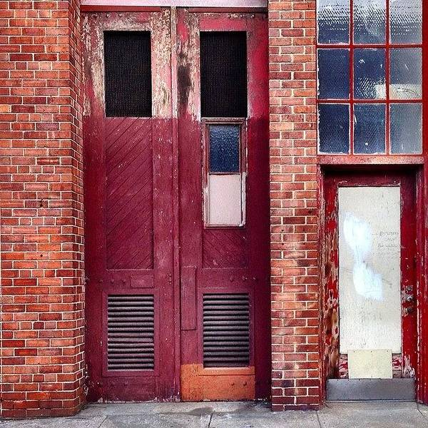 Wall Art - Photograph - Dogpatch Doors by Julie Gebhardt