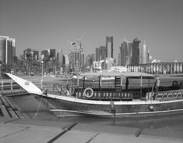 Photograph - Doha Afternoon by Paul Cowan