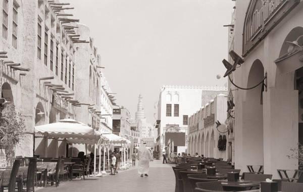 Photograph - Doha Souq 2013 by Paul Cowan