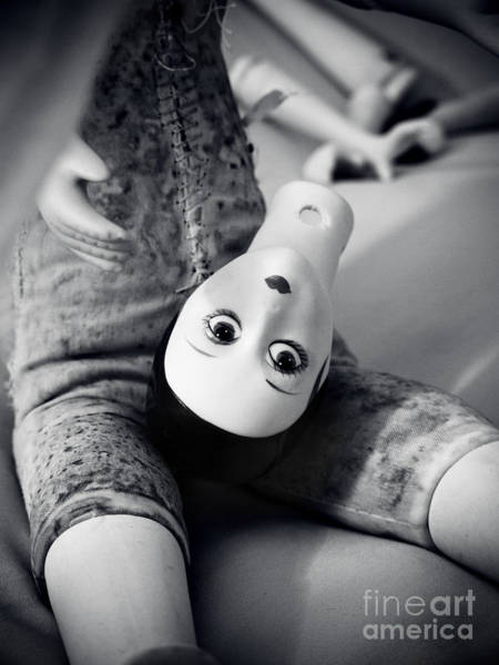 Photograph - Doll by Jelena Jovanovic