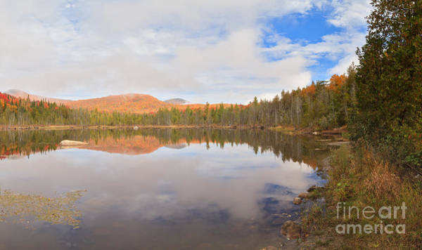 Photograph - Dolloff Pond Wide by Charles Kozierok