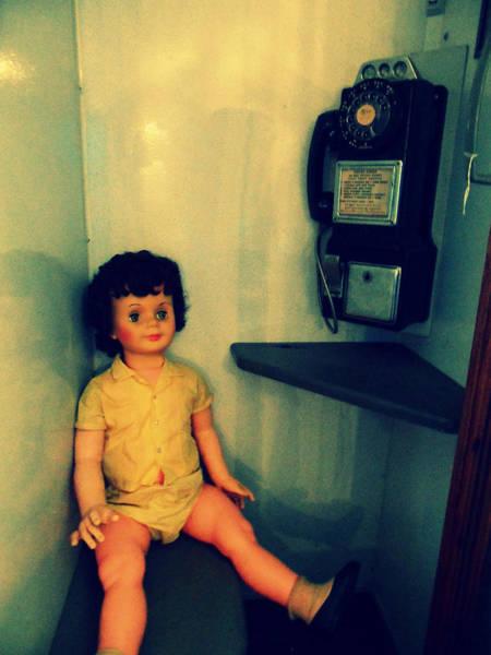 Photograph - Dolly Call by Cyryn Fyrcyd