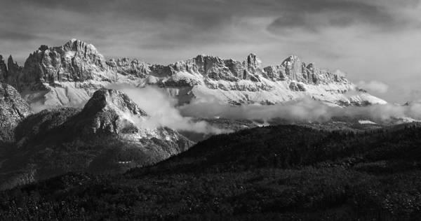 Dolomite Mountains - Italian Alps Art Print