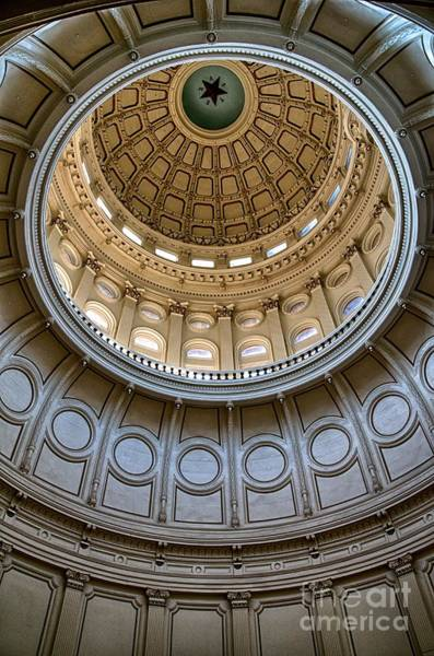 Photograph - Dome Lights by Ken Williams