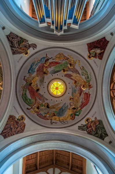 Photograph - Dome Of St. Joseph by Andy Crawford