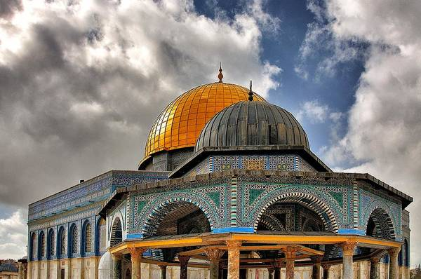 Photograph - Dome Of The Rock 1 by Mark Fuller